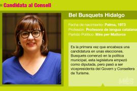 Bel Busquets, de la defensa del catalán a la primer línea política
