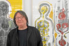 Carles Fabregat muestra desde mañana sus 'Visages' en Garden Art Gallery