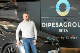 Emilio Díaz: «La limitación de tiempo a los VTC no nos deja dar el mejor servicio»
