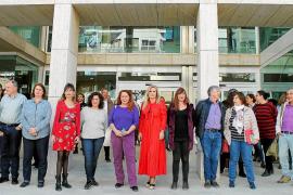 El Consell d'Eivissa se solidariza con la familia de Nuria Ester Escalante