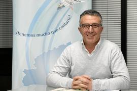 Alfonso Rojo: «Hay un porcentaje de absentismo elevado con la gente joven de fuera que viene a hacer temporada»