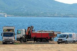 'Cires' revela que las instalaciones de temporada en Sant Antoni incumplen la Ley de Actividades