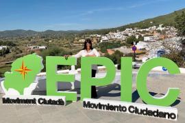 Epic presenta a Andrea Manzano como candidata al Ayuntamiento de Santa Eulària