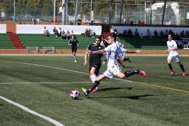 El partido entre la Peña Deportiva y el Constancia, en imágenes (Fotos: Irene Arango).