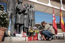 Madrid se viste de recuerdo a las víctimas en el 15 aniversario del 11M