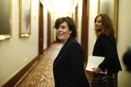 Sáenz de Santamaría ficha por el despacho de abogados Cuatrecasas
