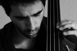 Concierto del contrabajista Jorge da Rocha en el Auditòrium Sa Màniga