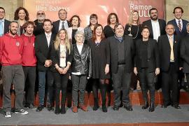 Entrega de los Premis Ramon Llull y Medalles d'Or de la Comunitat