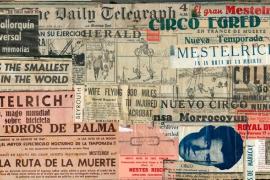 Circ Bover presenta 'Mestelrich: l'home circ' en el Centre Cultural La Misericòrdia