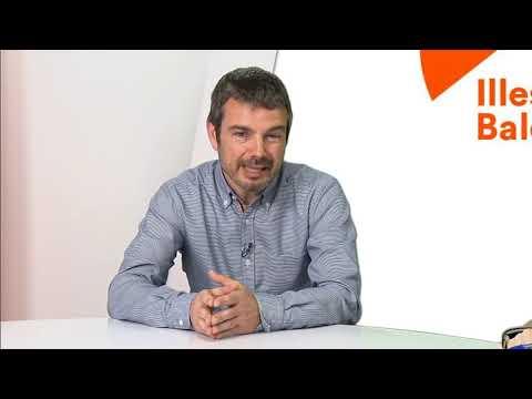El candidato de Ciudadanos descarta pactar con el PSIB-PSOE por «su deriva nacionalista»