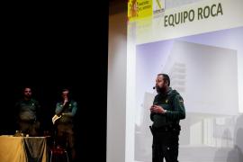 El equipo ROCA desaconseja hacer patrullas ciudadanas para evitar robos en domicilios