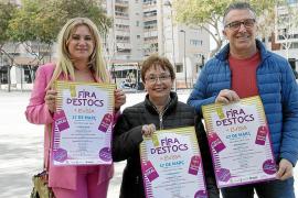 28 comercios participan en la sexta edición de la Feria de Stocks de Ibiza