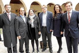 Cort presenta la Fundación de Turismo de Palma