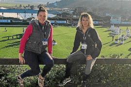 María Bufí deja huella en el Sunshine Tour