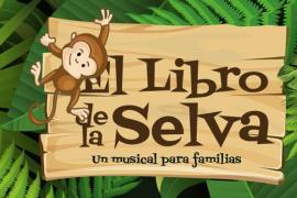 Ocio familiar: 'El libro de la selva', un musical para todos en el Auditórium de Palma