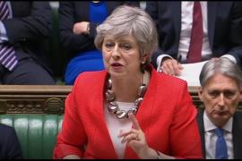 El Parlamento británico votará este miércoles sobre un Brexit caótico tras rechazar por segunda vez el acuerdo
