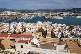 El Parlament dictamina la proposición de ley sobre la ley de capitalidad de Ibiza