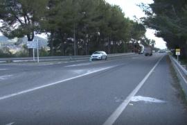 Libertad con cargos para el conductor que arrolló a un motorista con un coche robado