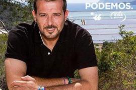 Mario Devis, candidato de Podemos al Senado bajo la marca 'Unidas Podemos'