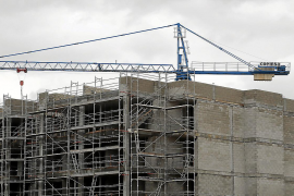 Los constructores alertan de que la inversión privada empieza a caer en Ibiza y Formentera