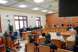 Visto para sentencia el juicio contra una banda que introducía y vendía cocaína en Ibiza