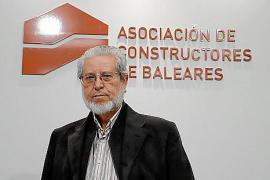Eduardo López, presidente de la Asociación de Constructores