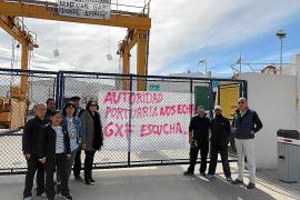 Decoin asume la gestión de la dársena de Levante del puerto de la Savina