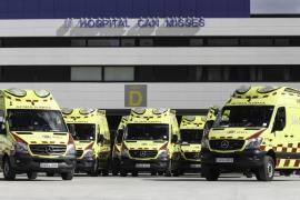 El Govern autoriza ampliar la flota de transporte sanitario de Ibiza