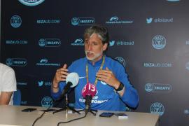 Alfaro: «No quiero jugadores conformistas»
