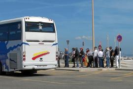 Formentera garantiza un transporte público más coordinado para compensar la limitación de vehículos