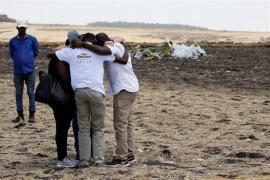 La identificación del ADN de las víctimas del siniestro de Etiopía podría tardar hasta seis meses