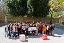 El PSIB-PSOE centra su programa electoral en «ejes» como la vivienda, cambio climático y ocupación
