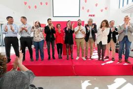 El PSOE de Ibiza presenta a sus cabezas de cartel para las próximas elecciones