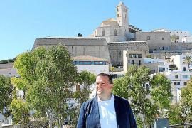 Epic presenta a Iván Ros como candidato a la presidencia del Consell Insular de Eivissa