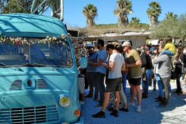 Clima primaveral en el tercer Street Food Festival de Las Dalias