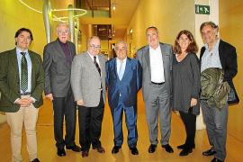 Homenaje a Pere A.. Serra en Es Baluard