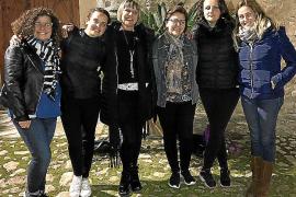 Homenaje de la DOP Oliva de Mallorca a las 'collidores d'oliva'