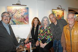 Ernesto Rodríguez y Daniel Codorniu exponen en Bendinat