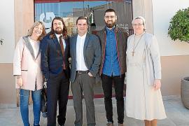 El CESAG homenajea a Jaume Carrió y Carles Bover