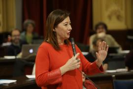 """Armengol reconoce que el Govern """"ha fracasado"""" en la transferencia de Puertos de Interés General a Baleares"""
