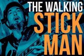 The Walking Stick Man en concierto en el Café Club de Es Gremi