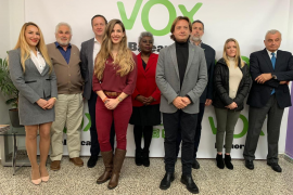 La ibicenca Patricia de las Heras, número 2 de Vox Baleares al Congreso