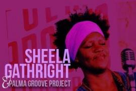 Concierto de Sheela Gathright & Palma Groove Project en el Café Club de Es Gremi