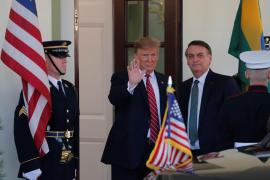 Bolsonaro reitera su apoyo al muro de Trump: «La mayoría de los inmigrantes no tiene buenas intenciones»