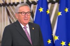 Juncker deja claro que la UE no dará «garantías adicionales» a Reino Unido sobre el Brexit