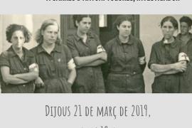 La Biblioteca de Cort acoge la charla 'Dona i Guerra Civil'