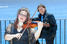 El dúo Bis@bis, nueva propuesta para Dies Musicals en Can Ventosa