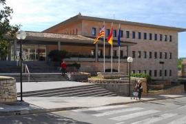 Fachada del Ayuntamiento de Calvià
