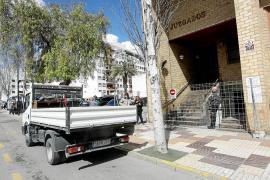 El personal de Justicia anuncia paros en protesta por la «situación crítica» en los juzgados de Ibiza