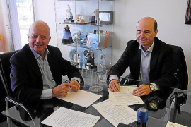 Sant Antoni y Facsa firman el nuevo contrato de gestión del agua potable del municipio